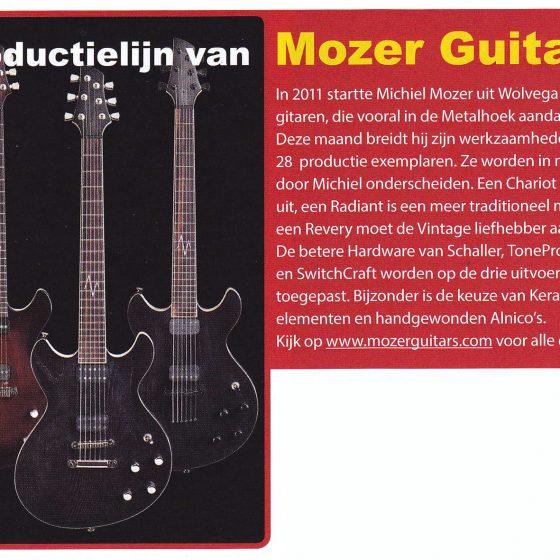 Gitaarplus magazine 01-2014