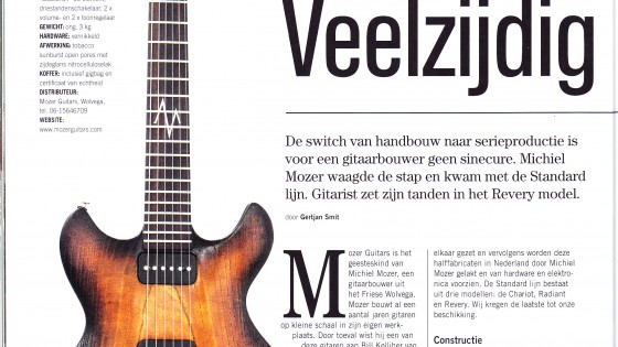 Gitarist magazine 8-2014