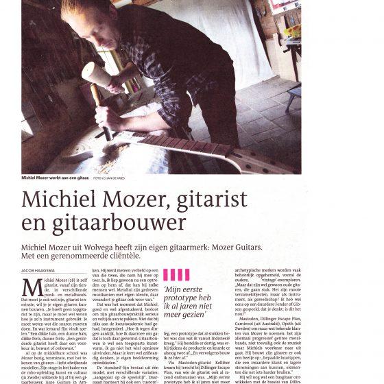 Leeuwarder Courant 13-03-2014
