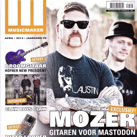 Musicmaker magazine 04-2013