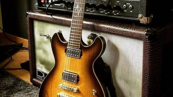 Guitar Recipeofficial Mozer distributor for France