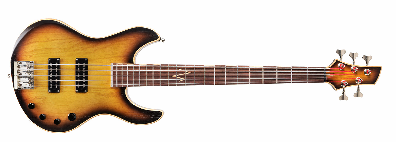 Mozer Guitars-RAB5_front