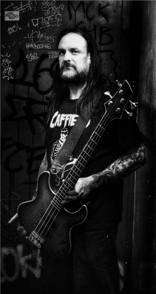 Mick Whitney - 36 Crazyfists