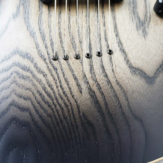 Mozer Guitar - Chariot Eclipse Selectline